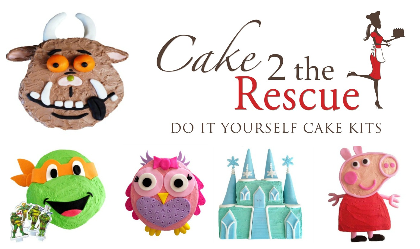 cake 2 the rescue collage 5