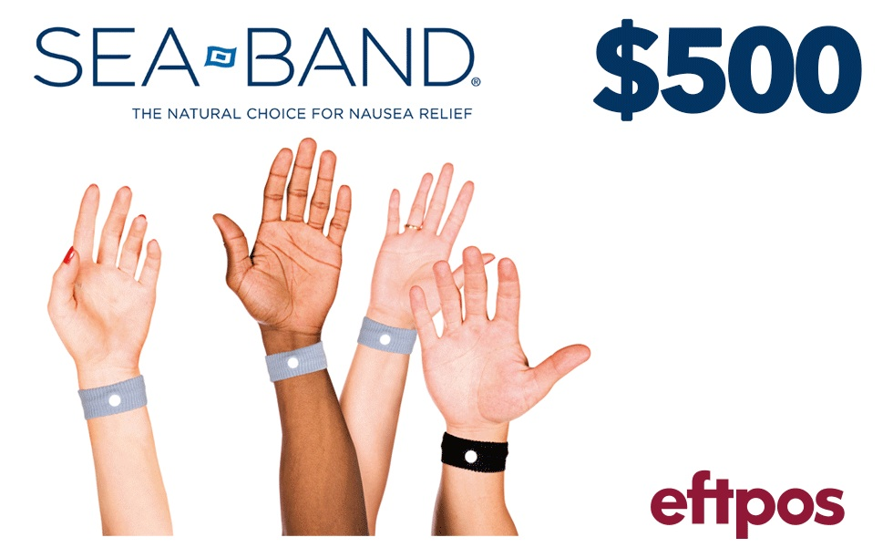 eftpos sea-band giveaway