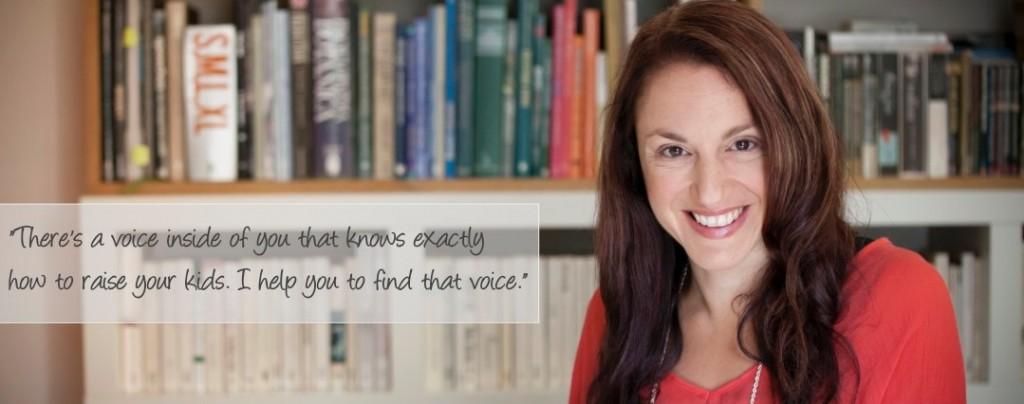 Jodie Benveniste psychologist intuitive parenting