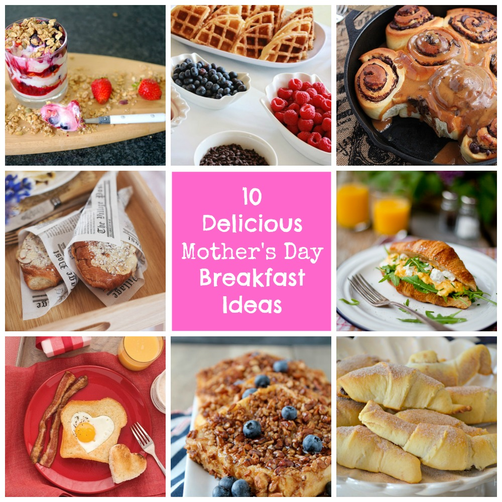 Mothers Day Breakfast Ideas