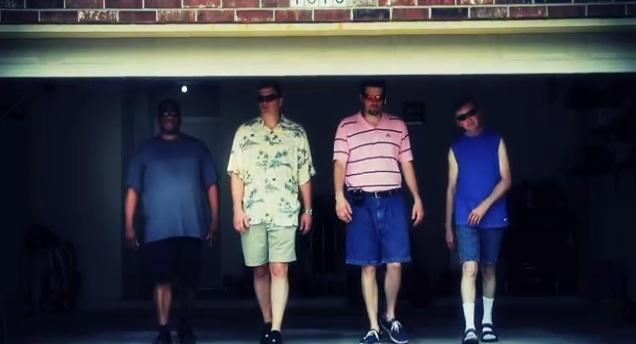 dad life viral rap video
