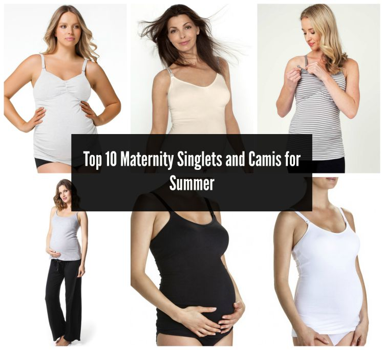 top 10 maternity singlets