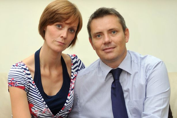 Clare and Paul Coulston, Image Source