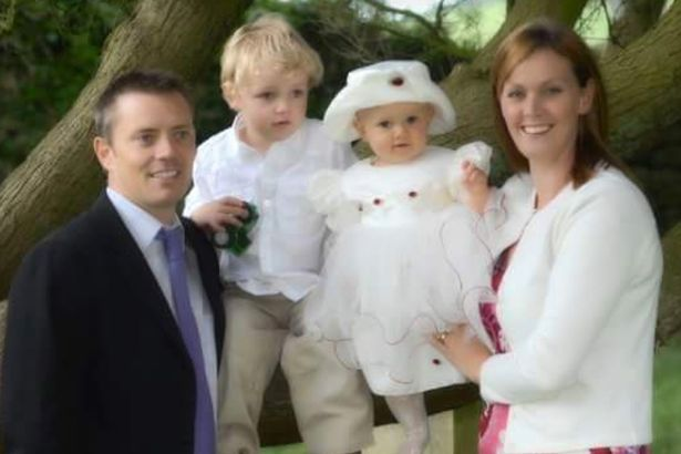Coulston Family in happier times