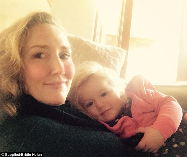 Bridie Nolan, spends $6,500 so she can spend precious time with her children.