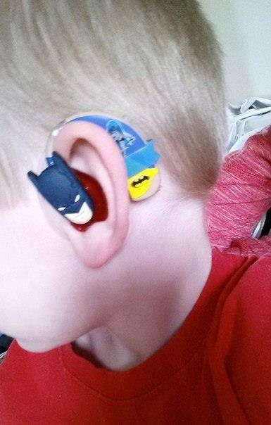 batman hearing aid