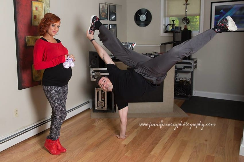 expecting parents photography