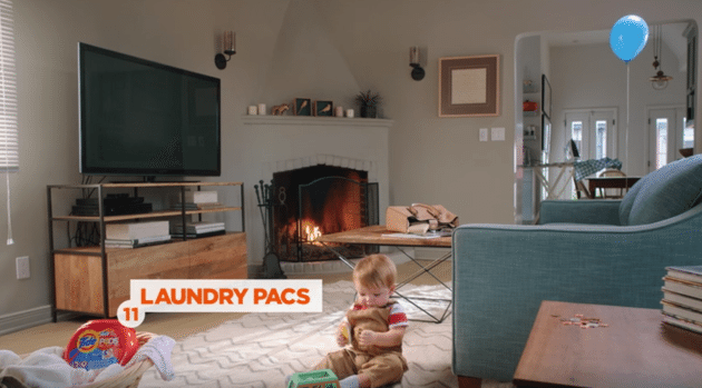 tide laundy pac
