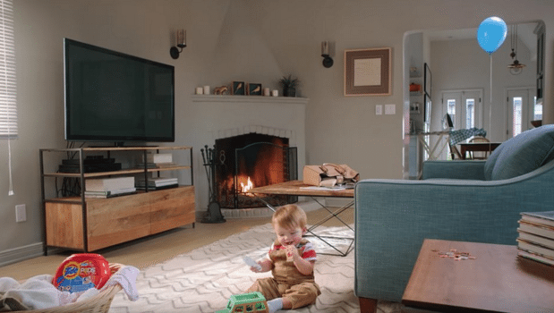 11 risks to baby in living room