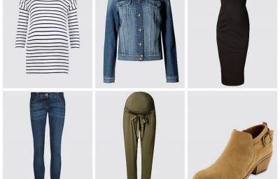 Five outfits that keep you looking good when you're pregnant