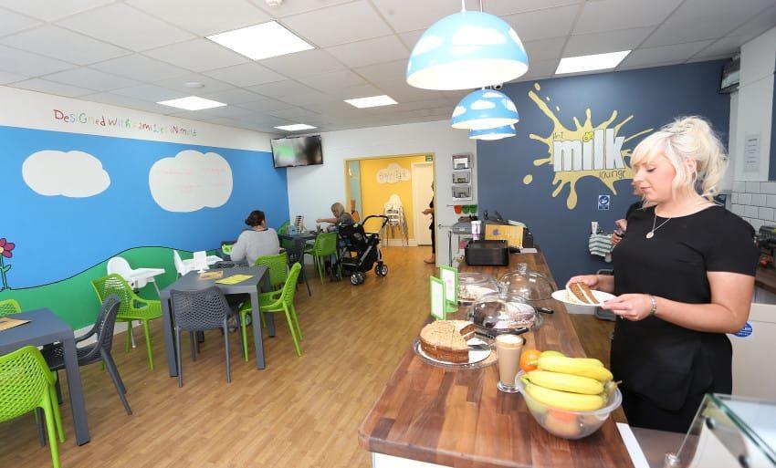 milk lounge cafe