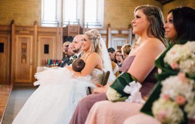 breastfeeding bride