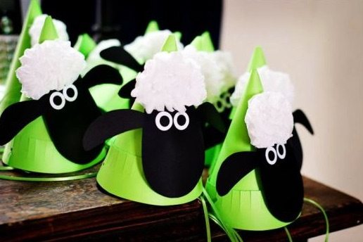 Shaun the Sheep Hats