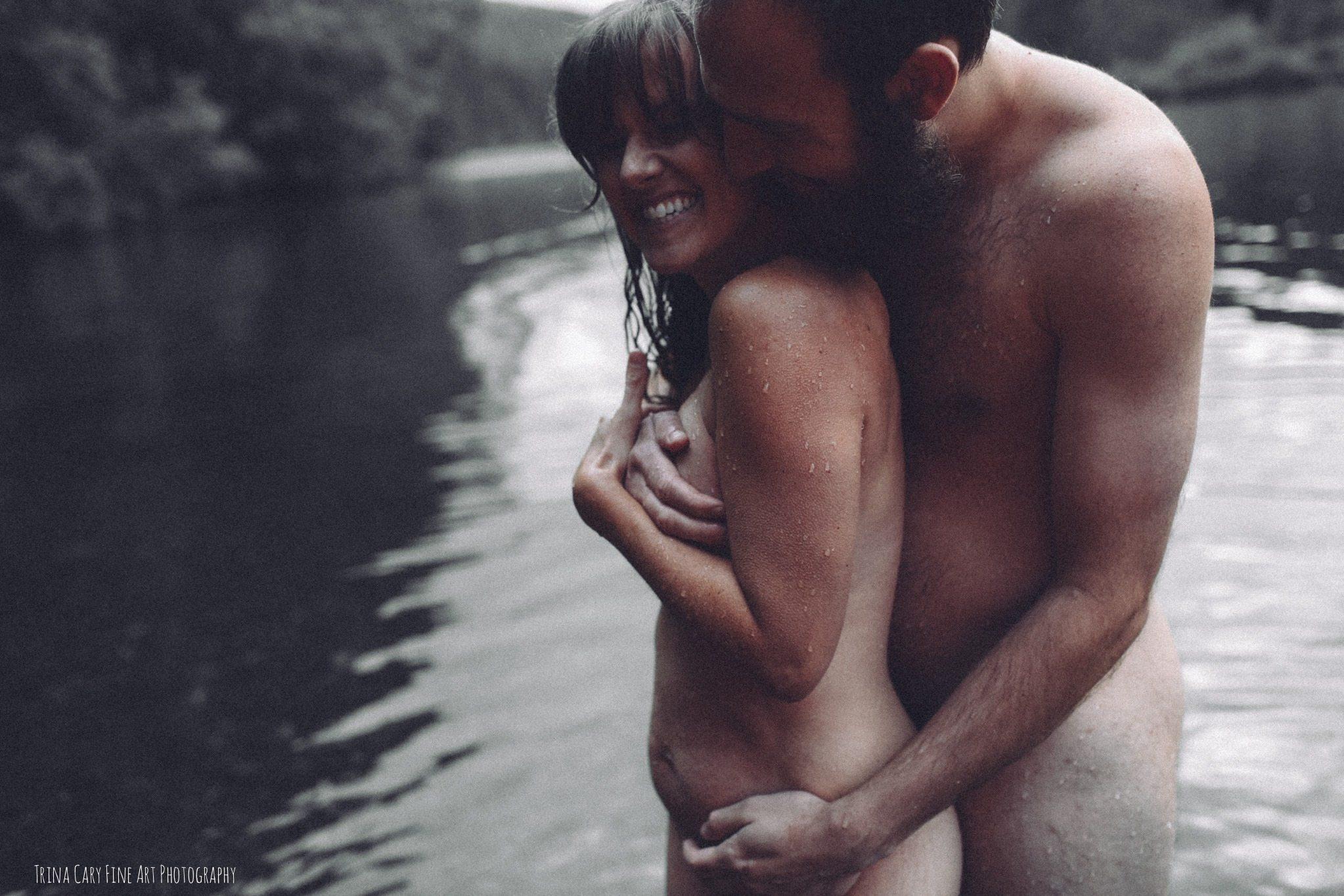 postpartum photo shoot