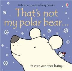 That's not my polar bear... $14.99