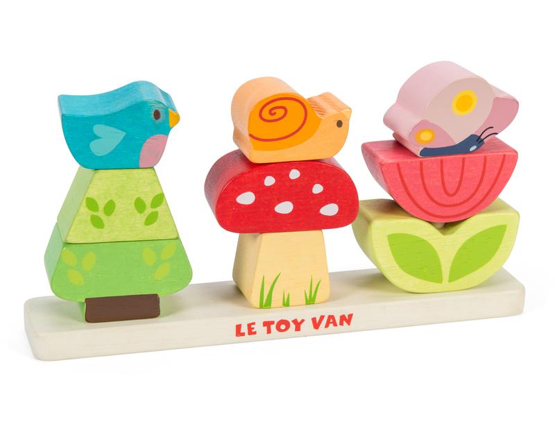 Le Toy Van Petilou My Stacking Garden