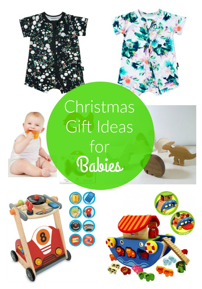 christmas gift ideas for babies
