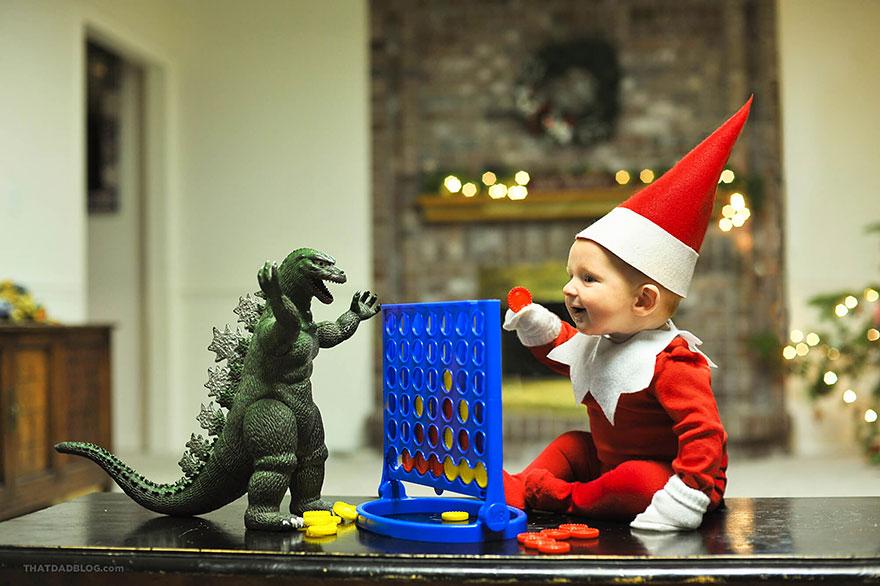 rock the elf