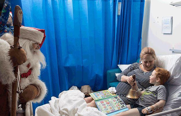 karen alsop magical santa photo