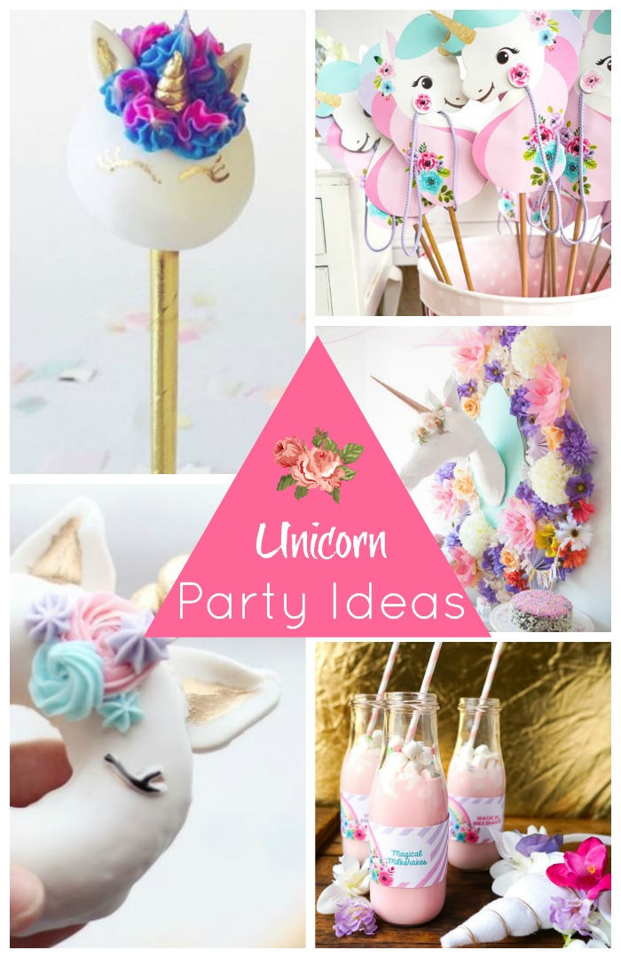 12 magical unicorn party ideas