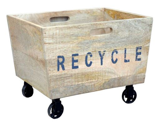 recycle trolley