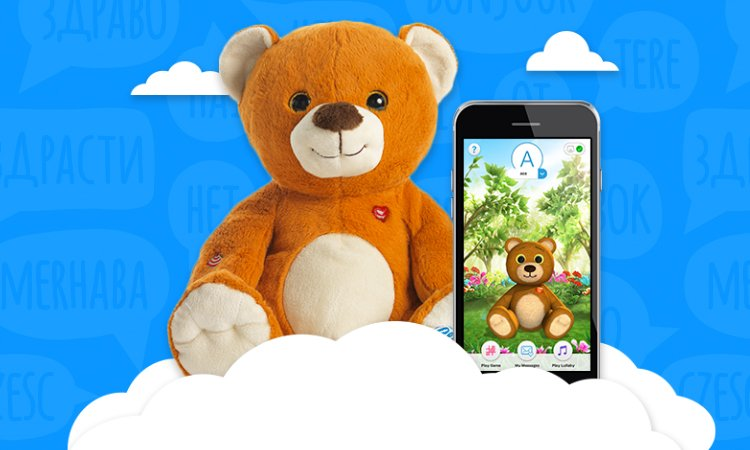cloudpets teddy bear