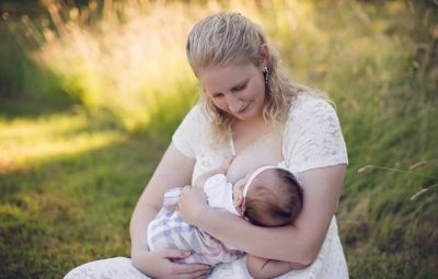 Mum-of-Two Has Donated over 2000 Litres of Breast Milk Over Two Years