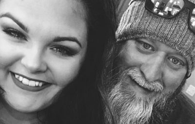 Woman Pays Tribute to The Step-Dad who Showed Her What Love is