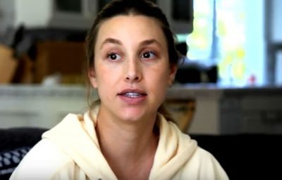 Whitney Port Shares How Painful Breastfeeding has Been for her in an Emotional Video