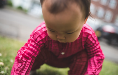 Engineer Designs Clothes That Grow With Your Baby