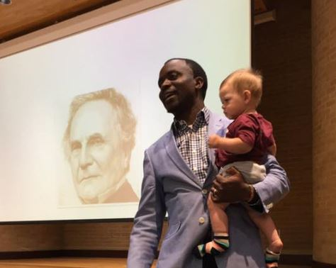 This Professor Held a Single Mom's Son During Class, so She Wouldn't Miss Out on The Lecture
