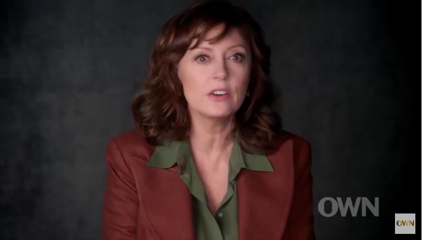 Susan Sarandon Shares How Her Unexpected Pregnancy Was an Answer to Her Prayers