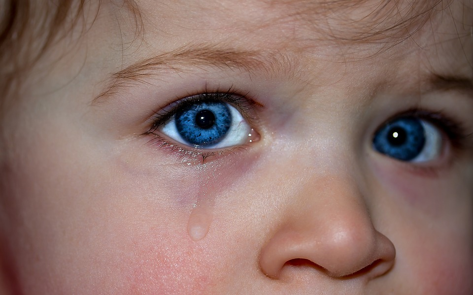 How to Respond to Children That Cry (And 'Stop Crying' is Not One of Them)