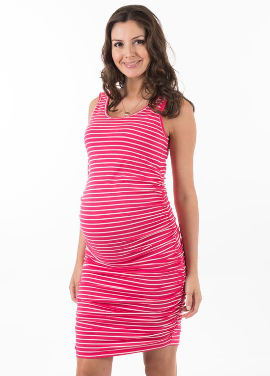 queen b tank dress