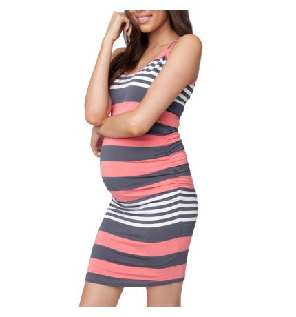 ripe maternity stripe dress