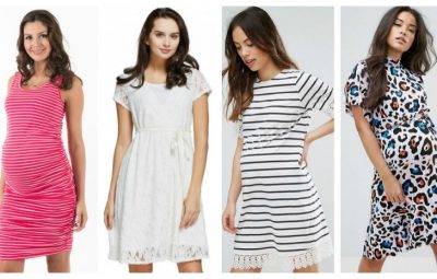 10 summer maternity dresses for under $100