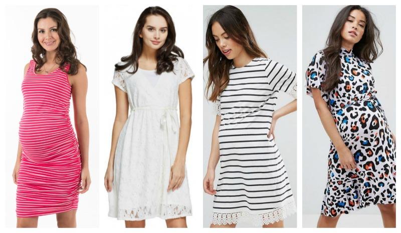 10 summer maternity dresses for under $100